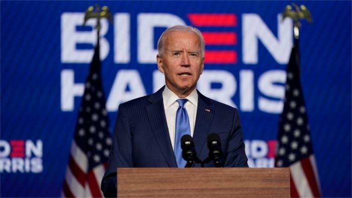 Austerlitz Format: Biden's election good news for transatlantic ties