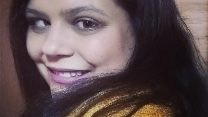 Dominika Elizabeth Hladíková, takmer nevidiaca spisovateľka