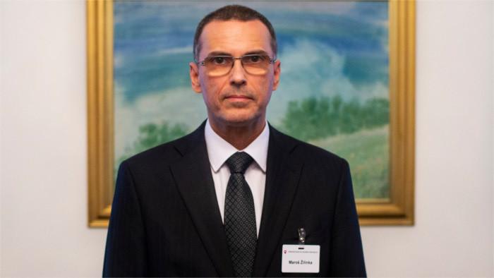 Maroš Žilinka als neuer Generalstaatsanwalt der Slowakei gewählt