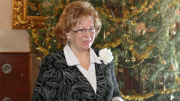 Entrevistamos a Ľubica Gálisová, presidenta del Foro de la Ayuda a las Personas Mayores