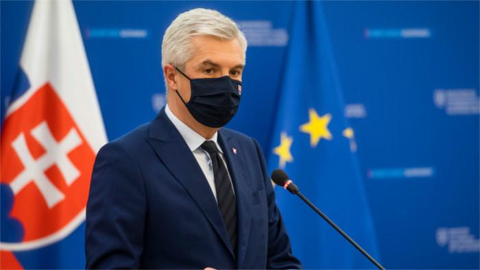 Глава МИД СР Корчок о расширении ЕС