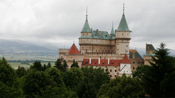 Schlossmuseum Bojnice feiert den 70. Geburtstag
