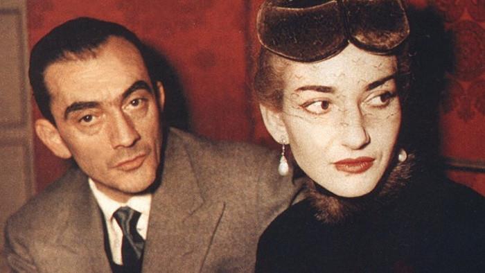 Ja, Maria Callas