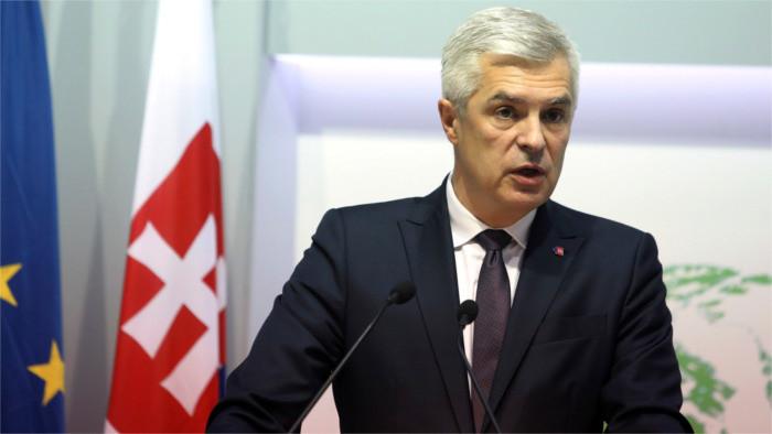 Austria, Chequia y Eslovaquia pactan una cooperación intensiva y regular
