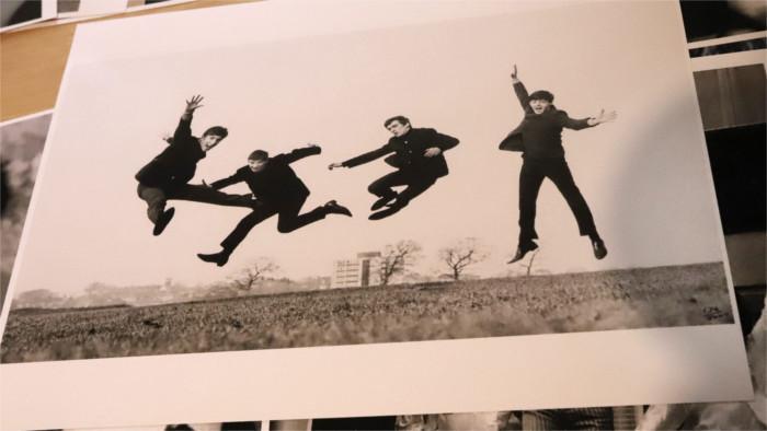 Dezo Hoffmann, the Beatles photographer