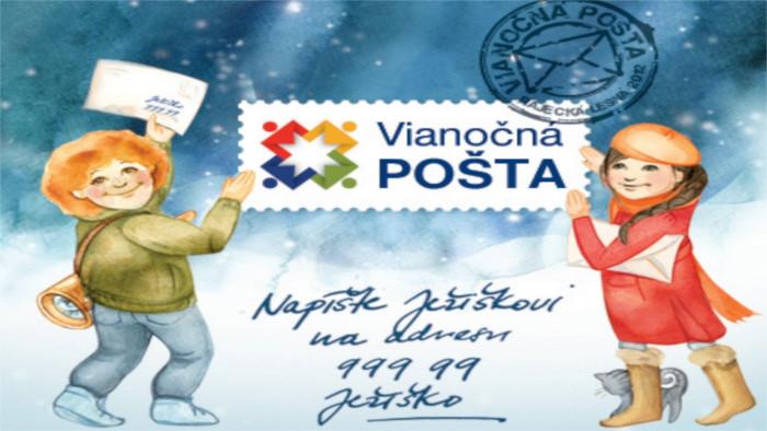 Correo navideño de Ježiško en 2020