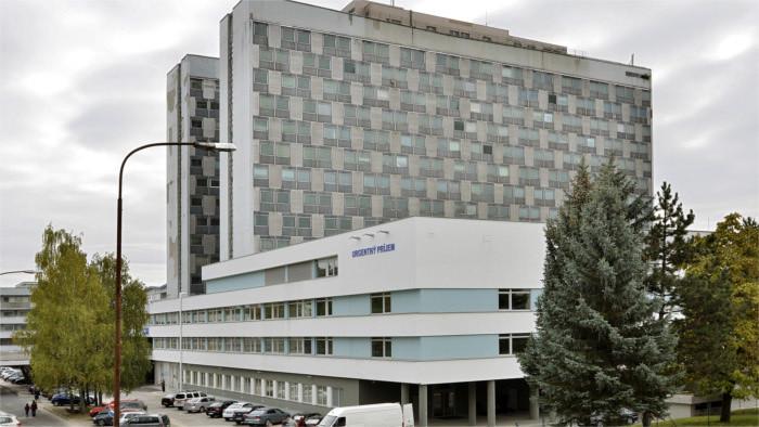 "Banská Bystrica and Košice-Šaca hospitals awarded ""Hospital of the Year"""