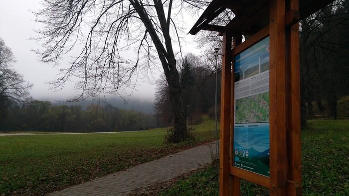 Náučný chodník horských záchranárov v Pieninách