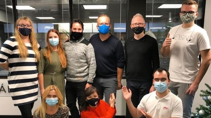 Hosť DRS: Peter Bažík a VOISING
