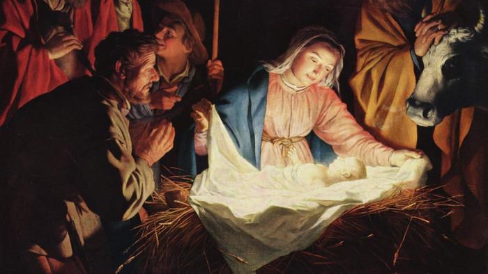 Nám, nám narodil sa - pásmo o narodení Ježiša Krista