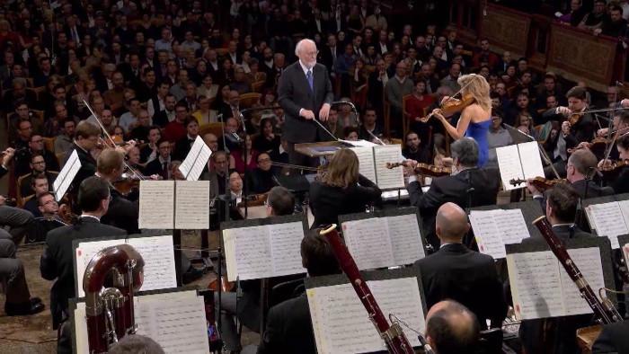 Koncert filmovej hudby: John Williams a Viedenskí filharmonici