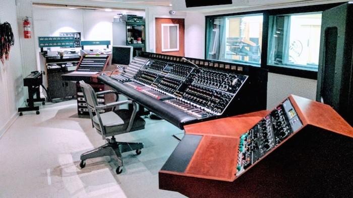 Nahrávacie štúdiá: Sound City Studios