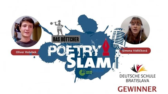 Haufenreime: Rückblick auf den Poetry-Slam an der Deutschen Schule Bratislava