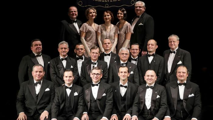 Koncert orchestra Bratislava Hot Serenaders
