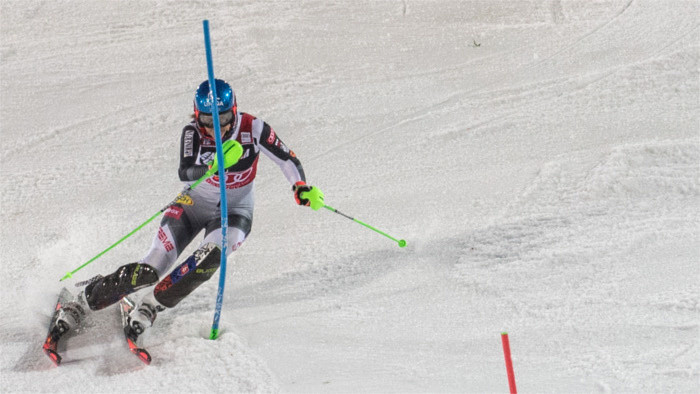 Slovak skier Vlhová Wins in Zagreb
