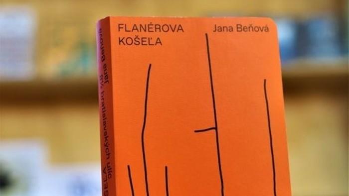 Jana Beňová si obliekla flanérovu košeľu a prechádzala sa po 8 a pol bratislavských uliciach