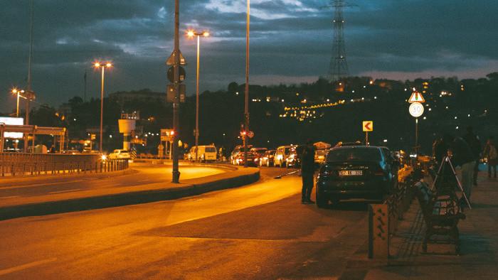 Parkovanie v Prešove a semafory