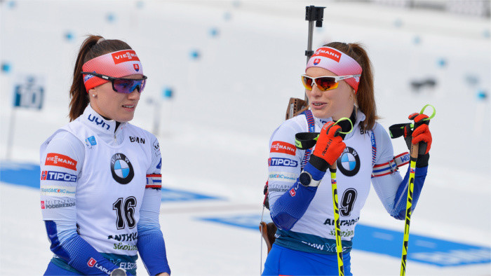 Top biathlon athletes out of World Cup due to COVID-19