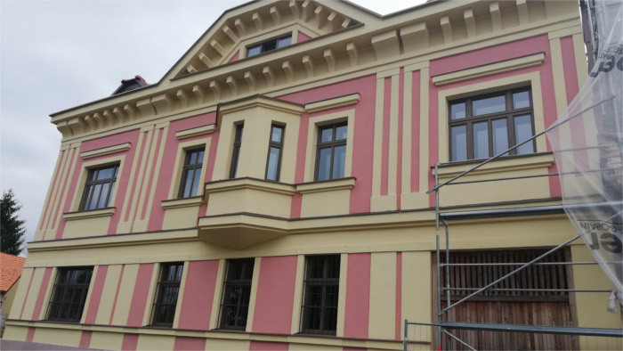 Отреставрировано здание первой «брынзарни»