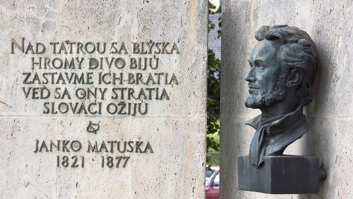 200. výročie narodenia Janka Matúšku – autora textu slovenskej hymny
