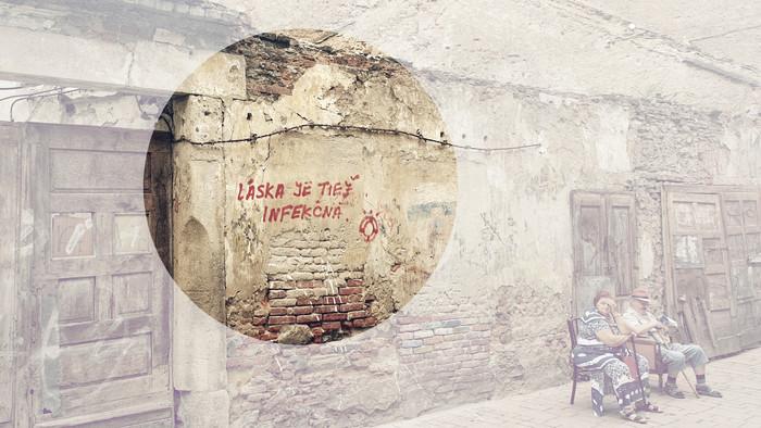 Poézia mesta: Láska je tiež infekčná / Michal Brat