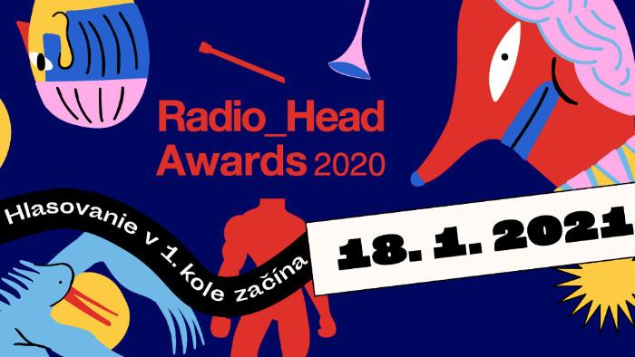Podporte slovenskú hudbu vďaka Radio_Head Awards