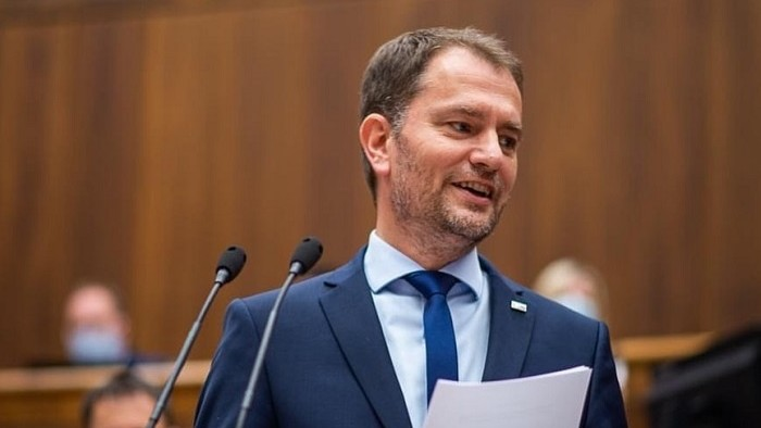 Igor Matovič v Sobotných dialógoch: O pandémii aj M. Lučanskom