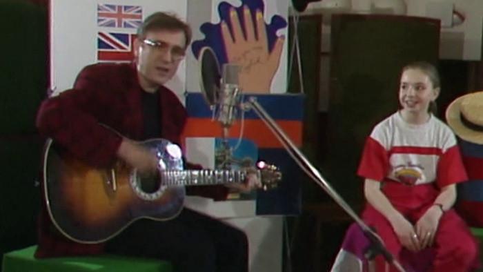 Do You sing English?