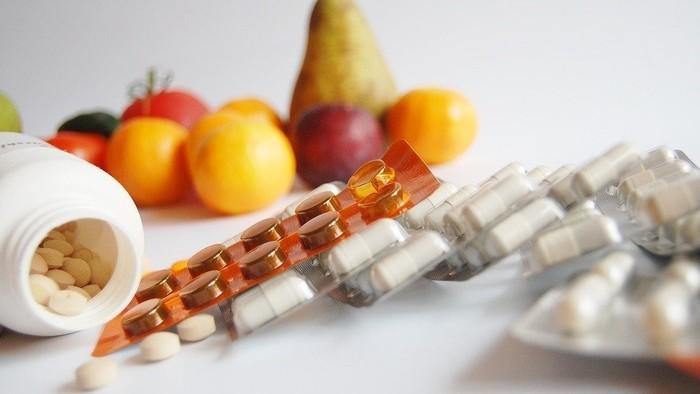 Vitamíny a ich správne užívanie