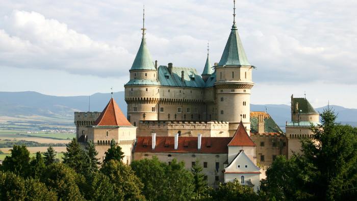 Novinka na Bojnickom zámku