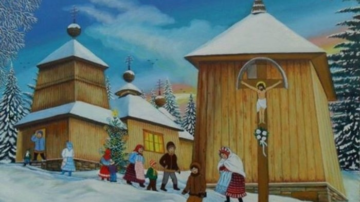 "Rusyn Christmas: ""Christos Razhdajetsja!"""
