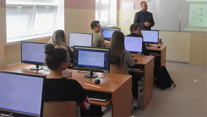20 млн. евро на цифровизацию школ
