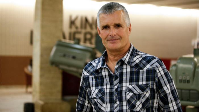 El director de cine Pavol Barabáš, obtiene un gran éxito con su último documental sobre el Salto del Ángel