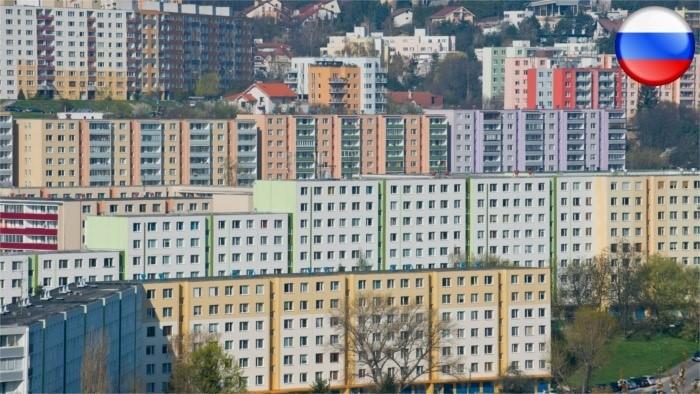Молодые словаки часто живут в стесненных условиях