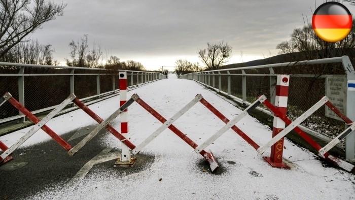 Deutschland und Österreich haben Grenzregime verschärft