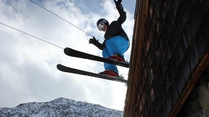 Dobrá správa: Netradičné lyžovačky