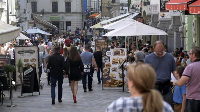 «Туристические ангелы» вновь появятся в Братиславе»