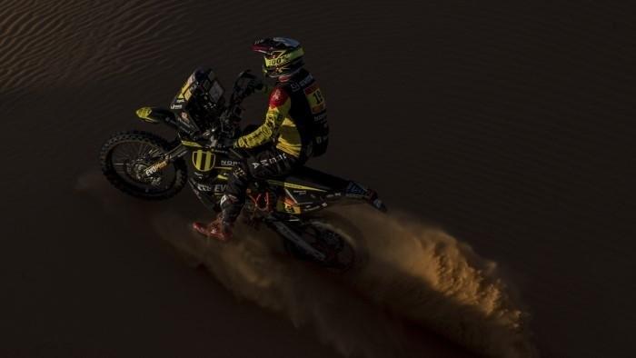 Ш. Свитко завершил Rely Dakar 2021 на высоком восьмом месте