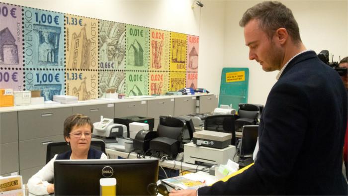 Correos de Eslovaquia despedirá a 756 empleados