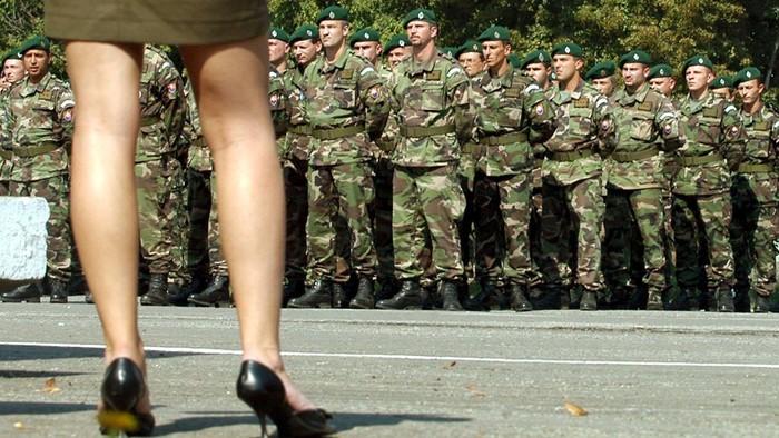 Vojenčina vo filmoch