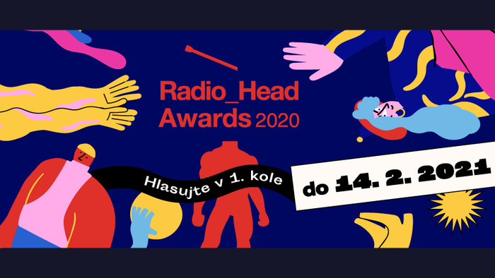 Hlasujte v 1. kole Radio_Head Awards