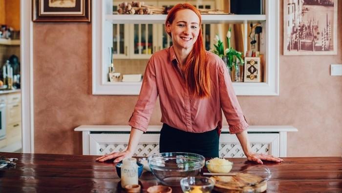 Hosť DRS: Naty Žúreková Štefková - foodblogerka