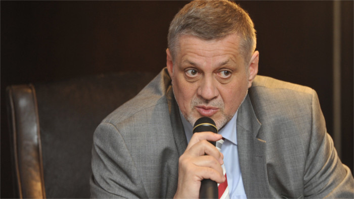 Ján Kubiš, ambassadeur de l'ONU en Libye
