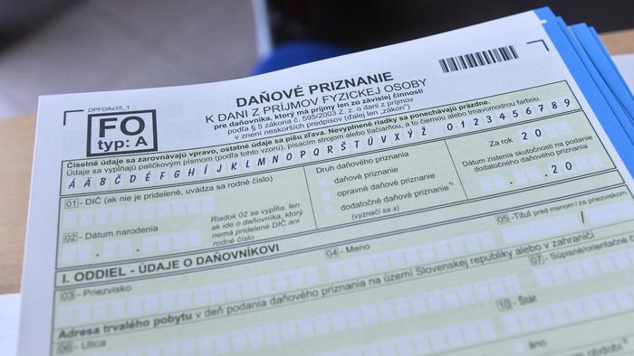 Daňové priznania: Aké zmeny nastali pre tento rok?