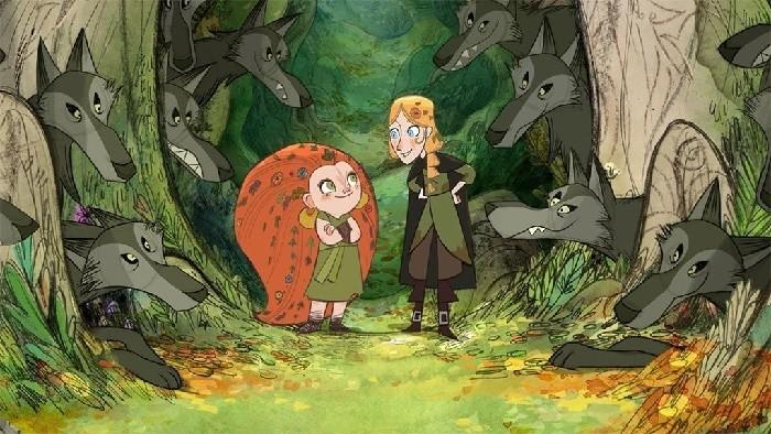 Film_FM: Bojíte sa vlkov? Pozrite si animák Vlkochodci