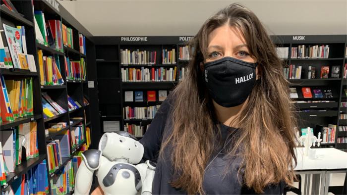 Goethe-Institut während der Pandemie: Im Gespräch mit Linda Fintorová