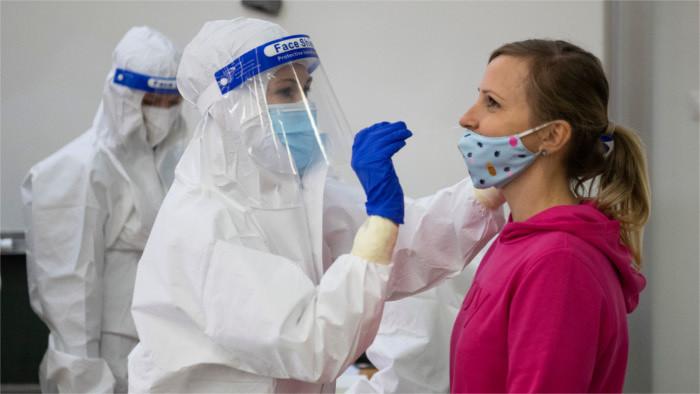 Bratislava auf landesweite Corona-Tests vorbereitet