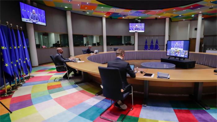 Vaccin anti-coronavirus à l'ordre du jour des leaders de l'UE