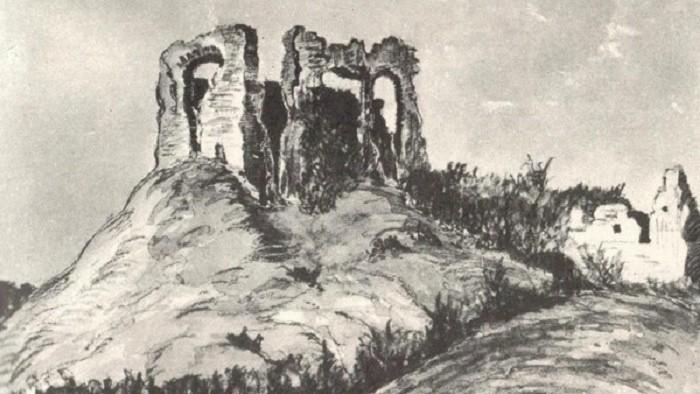 Bola raz jedna povesť - repríza 221. časť (Hanigovský hrad)
