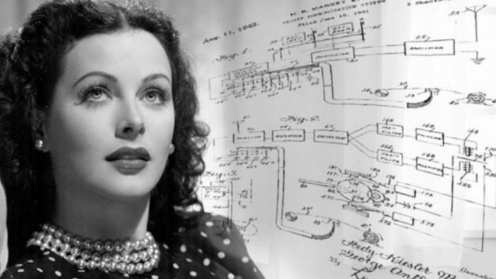 Hedy Lamarrová - vynález hviezdy